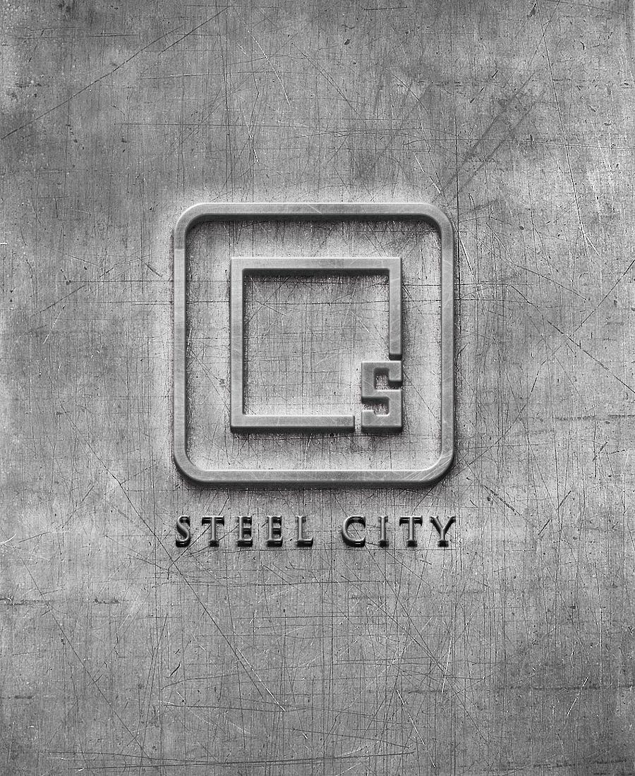 Steel City logó