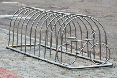 Kerékpártároló - Bicycle Parking