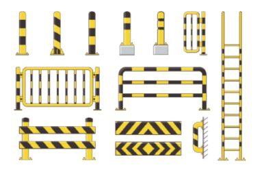Élvédő profil raktárépületekbe - Steel City